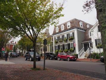 Nantucket_Häuserab